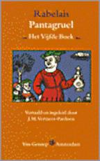 Pantagruel / 5 - F. Rabelais (ISBN 9789055152131)