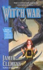 Wit'Ch War - James Clemens (ISBN 9780345417107)