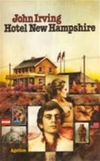 Hotel New Hampshire - John Irving, C.A.G. van Den Broek (ISBN 9789026950551)