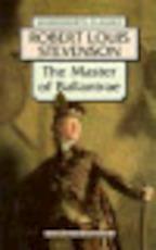 Master of Ballantrae - Robert Louis Stevenson (ISBN 9781853262944)