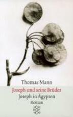 Joseph und seine Brüder<br />III. Joseph in Ägypten - Thomas Mann (ISBN 9783596294374)