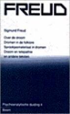 Psychoanalytische duiding - Sigmund Freud (ISBN 9789060098936)