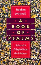 A Book of Psalms - Stephen Mitchell (ISBN 9780060924706)