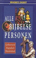Alle Bijbelse Personen - Joseph L. Gardner (ISBN 9789064077494)