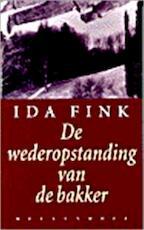 De wederopstanding van de bakker - Ida Fink (ISBN 9789029053280)
