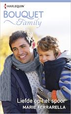 Liefde op het spoor - Marie Ferrarella (ISBN 9789402533361)