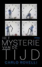 Het mysterie van de tijd - Carlo Rovelli (ISBN 9789044635010)