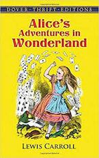 Alice's Adventures in Wonderland - Lewis Carroll (ISBN 9780486275437)