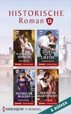 Historische roman e-bundel 13 (4-in-1) - Mary Brendan (ISBN 9789402534795)