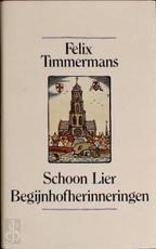 Schoon Lier - F. Timmermans, A. Keersmaekers