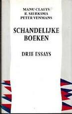 Schandelijke boeken - Manu Claeys, Rypke Sierksma, Peter Venmans (ISBN 9789026965500)