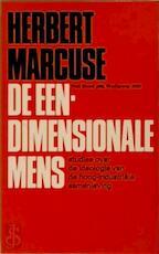 De eendimensionale mens - Herbert Marcuse (ISBN 9789022824269)