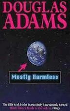 Mostly harmless - Douglas Adams (ISBN 9780330323116)