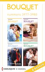 Bouquet e-bundel nummers 3977 - 3980 (4-in-1) - Melanie Milburne (ISBN 9789402536355)