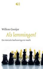 Als lemmingen! - Willem Gooijer (ISBN 9789086841714)