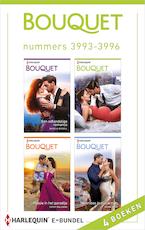 Bouquet e-bundel nummers 3993 - 3996 (4-in-1) - Angela Bissell (ISBN 9789402537062)