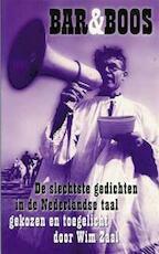 Bar en boos - Wim Zaal (ISBN 9789053339930)