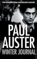 Winter Journal - Paul Auster (ISBN 9780571283200)