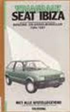 Vraagbaak Seat Ibiza - P.H. Olving (ISBN 9789020125481)