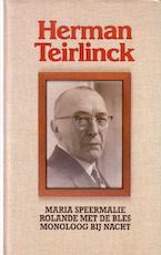 Literair werk - Herman Teirlinck (ISBN 9789061525110)