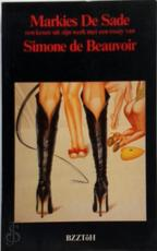 Markies De Sade - D.A.F. de Sade, Simone de Beauvoir, C. Veerman (ISBN 9789062911790)