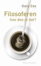 Filosoferen. hoe doe je dat? - Cox Gary (ISBN 9789028980211)