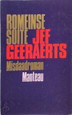 Romeinse suite - Jef Geeraerts (ISBN 9789022310809)