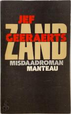 Zand - Jef Geeraerts (ISBN 9789022311202)