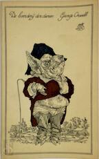 De boerderij der dieren - George Orwell, Peter Vos, Anthony Ross (ISBN 9789029533119)