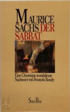 Der Sabbat - Maurice Sachs (ISBN 9783492005555)
