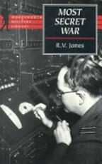 Most Secret War - R. V. Jones (ISBN 9781853266997)