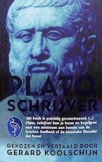 Plato, schrijver - Plato, Gerard Koolschijn (ISBN 9789057135071)