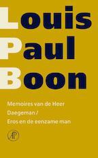 Memoires van de Heer Daegeman - Louis Paul Boon