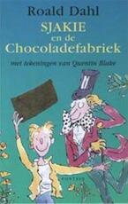 Sjakie en de chocoladefabriek - Roald Dahl (ISBN 9789026113048)