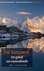 Het geluid van zwaartekracht - Joe Simpson (ISBN 9789038894447)