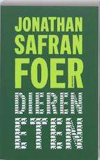 Dieren eten - Jonathan Safran Foer (ISBN 9789026321672)