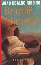 Brazilië, Brazilië - João Ubaldo Ribeiro, Harrie Lemmens (ISBN 9789060749975)