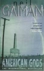 American gods - Neil Gaiman (ISBN 9780747263746)