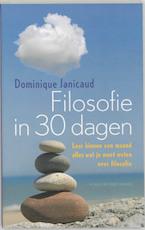 Filosofie in 30 dagen - Dominique Janicaud (ISBN 9789035128965)