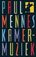 Kamermuziek - Paul Mennes (ISBN 9789038849461)