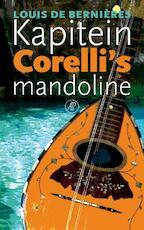 Kapitein Corelli's mandoline - Louis de Bernières (ISBN 9789029538428)