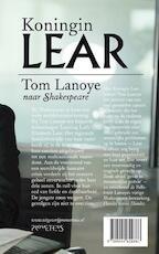 Koningin Lear - Tom Lanoye (ISBN 9789044628081)