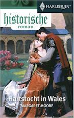 Hartstocht in Wales - Margaret Moore (ISBN 9789402500363)