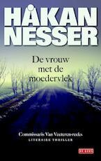 De vrouw met de moedervlek - Håkan Nesser (ISBN 9789044524857)
