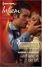 Affaire in de lift - Andrea Laurence (ISBN 9789402500202)
