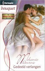 Gedeeld verlangen - Melanie Milburne (ISBN 9789461994219)