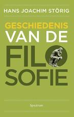 Geschiedenis van de filosofie - Hans Joachim Storig (ISBN 9789049105334)