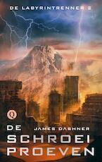 De schroeiproeven - James Dashner (ISBN 9789021456591)