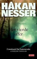 Het vierde offer - Håkan Nesser (ISBN 9789044524840)