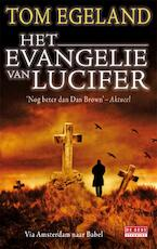 Het evangelie van Lucifer - Tom Egeland (ISBN 9789044521313)